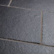 Cuddapah Black Limestone Tumbled Paving